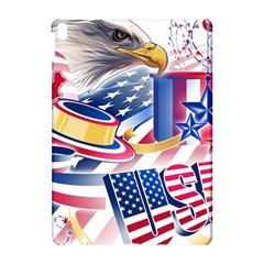 United States Of America Usa  Images Independence Day Apple Ipad Pro 10 5   Hardshell Case