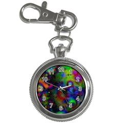 Full Colors Key Chain Watches