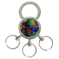 Full Colors 3 Ring Key Chains
