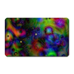 Full Colors Magnet (rectangular)