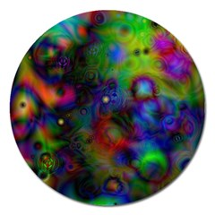 Full Colors Magnet 5  (round)