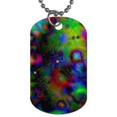 Full Colors Dog Tag (one Side)