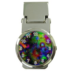 Full Colors Money Clip Watches