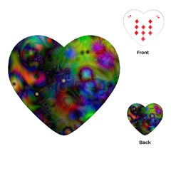 Full Colors Playing Cards (heart)