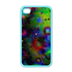 Full Colors Apple Iphone 4 Case (color)
