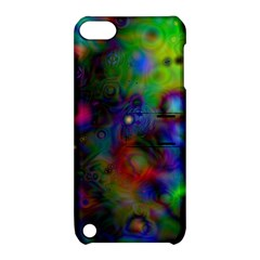 Full Colors Apple Ipod Touch 5 Hardshell Case With Stand