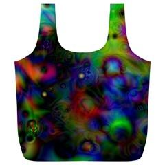 Full Colors Full Print Recycle Bags (l)
