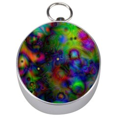 Full Colors Silver Compasses