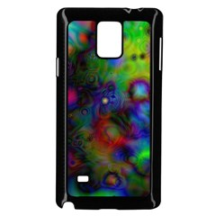 Full Colors Samsung Galaxy Note 4 Case (black)