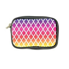 Colorful Rainbow Moroccan Pattern Coin Purse