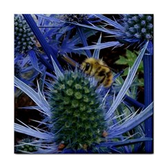 Chihuly Garden Bumble Tile Coasters