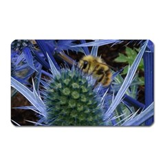 Chihuly Garden Bumble Magnet (rectangular)
