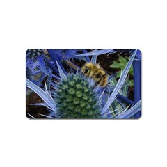 Chihuly Garden Bumble Magnet (name Card)