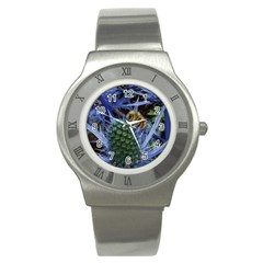 Chihuly Garden Bumble Stainless Steel Watch
