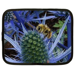 Chihuly Garden Bumble Netbook Case (large)