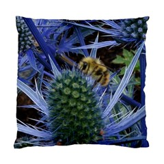 Chihuly Garden Bumble Standard Cushion Case (two Sides)