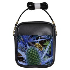 Chihuly Garden Bumble Girls Sling Bags