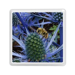 Chihuly Garden Bumble Memory Card Reader (square)