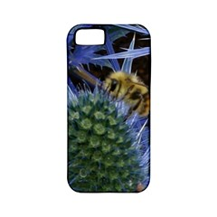 Chihuly Garden Bumble Apple Iphone 5 Classic Hardshell Case (pc+silicone)
