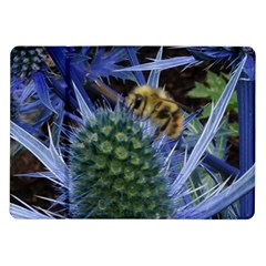 Chihuly Garden Bumble Samsung Galaxy Tab 10 1  P7500 Flip Case