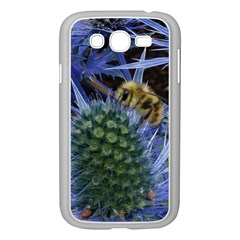 Chihuly Garden Bumble Samsung Galaxy Grand Duos I9082 Case (white)