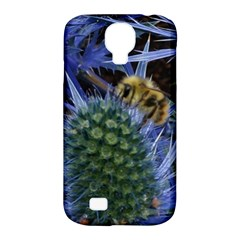 Chihuly Garden Bumble Samsung Galaxy S4 Classic Hardshell Case (pc+silicone)
