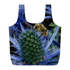Chihuly Garden Bumble Full Print Recycle Bags (l)