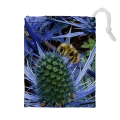 Chihuly Garden Bumble Drawstring Pouches (extra Large)