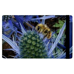Chihuly Garden Bumble Apple Ipad Pro 12 9   Flip Case
