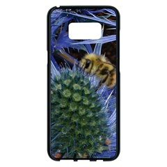 Chihuly Garden Bumble Samsung Galaxy S8 Plus Black Seamless Case