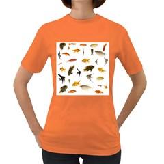 Goldfish Women s Dark T Shirt