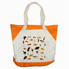 Goldfish Accent Tote Bag