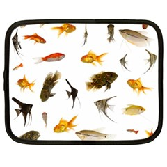 Goldfish Netbook Case (xl)