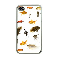Goldfish Apple Iphone 4 Case (clear)