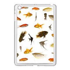 Goldfish Apple Ipad Mini Case (white)