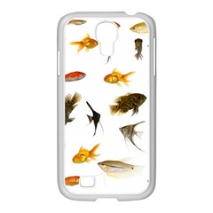 Goldfish Samsung Galaxy S4 I9500/ I9505 Case (white)