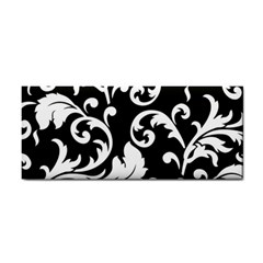 Vector Classicaltr Aditional Black And White Floral Patterns Cosmetic Storage Cases