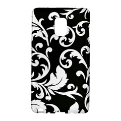 Vector Classicaltr Aditional Black And White Floral Patterns Galaxy Note Edge