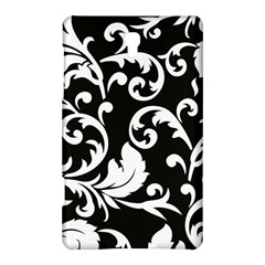 Vector Classicaltr Aditional Black And White Floral Patterns Samsung Galaxy Tab S (8 4 ) Hardshell Case