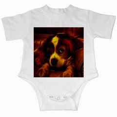 Cute 3d Dog Infant Creepers