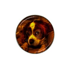 Cute 3d Dog Hat Clip Ball Marker (10 Pack)