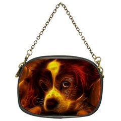 Cute 3d Dog Chain Purses (two Sides)