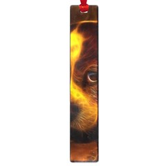 Cute 3d Dog Large Book Marks
