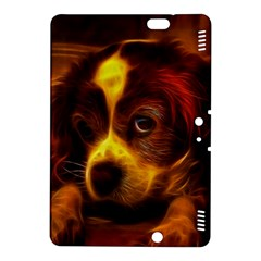 Cute 3d Dog Kindle Fire Hdx 8 9  Hardshell Case