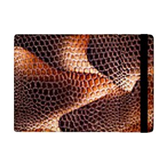 Snake Python Skin Pattern Apple Ipad Mini Flip Case