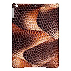 Snake Python Skin Pattern Ipad Air Hardshell Cases
