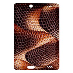 Snake Python Skin Pattern Amazon Kindle Fire Hd (2013) Hardshell Case