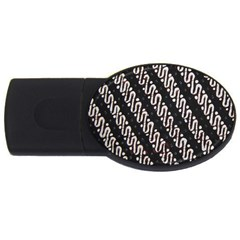 Batik Jarik Parang Usb Flash Drive Oval (2 Gb)