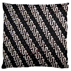 Batik Jarik Parang Large Cushion Case (two Sides)