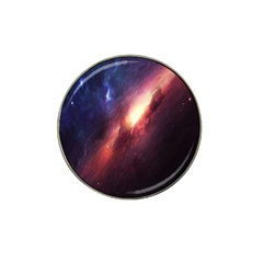 Digital Space Universe Hat Clip Ball Marker